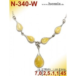 N-340-W Necklace
