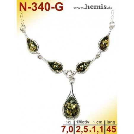 N-340-G Necklace