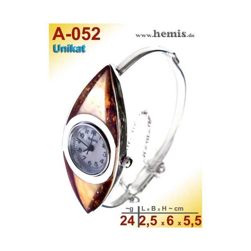 A-052 Bracelet, Amber jewellery, Sterling silver, 925