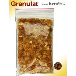 50 grams Amber granules