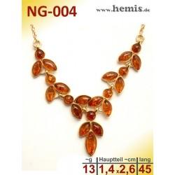 NG-004 amber necklace,...