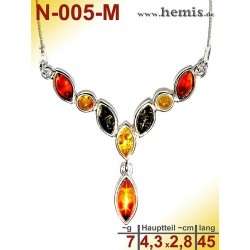 N-005-M Necklace