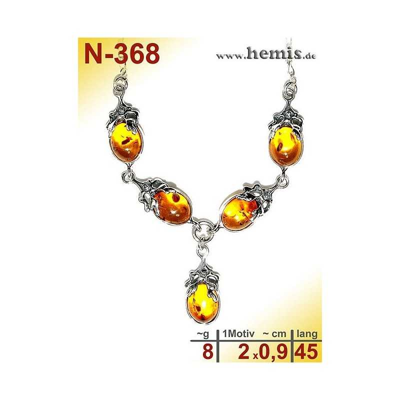 N-368 Necklace Sterling silver 925
