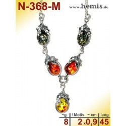 N-368-M Necklace Sterling...