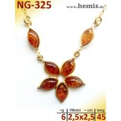 NG-325 amber necklace,...