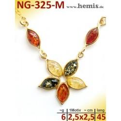 NG-325-M amber necklace,...