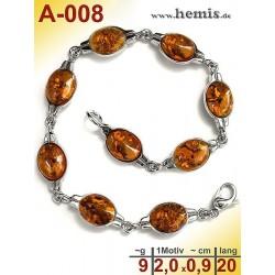 A-008 Bracelet Sterling...