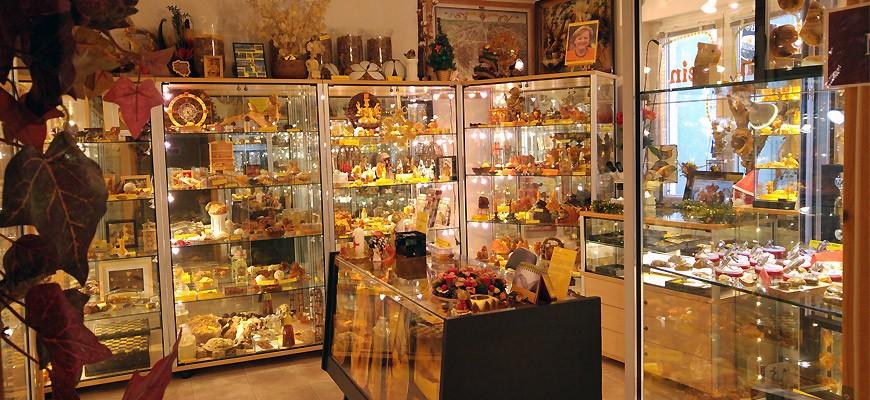 Bernstein Museum & Shop in Nürnberg